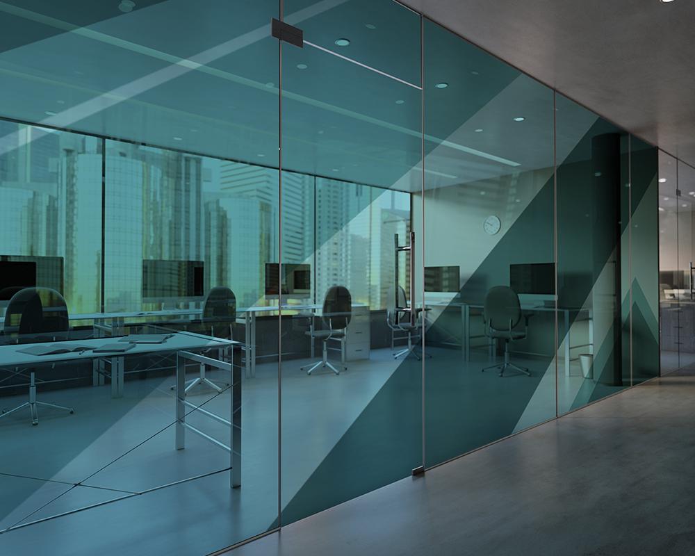 slimme kantoren en gebouwen